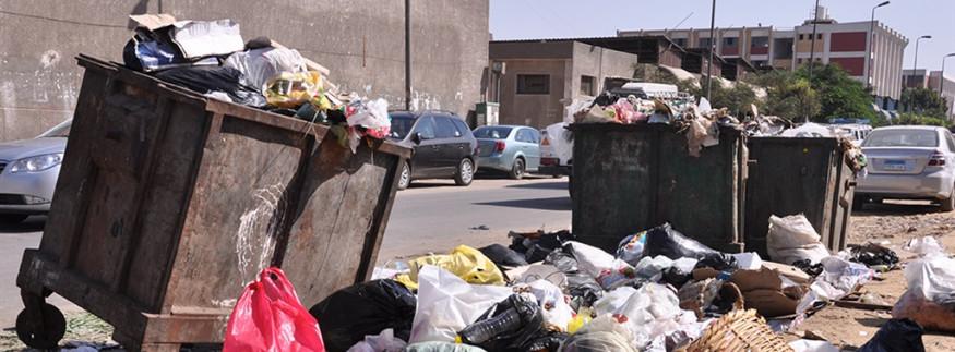 دوّر – Dawar… أبلكيشن جديد للإبلاغ عن القمامة في شوارع القاهرة