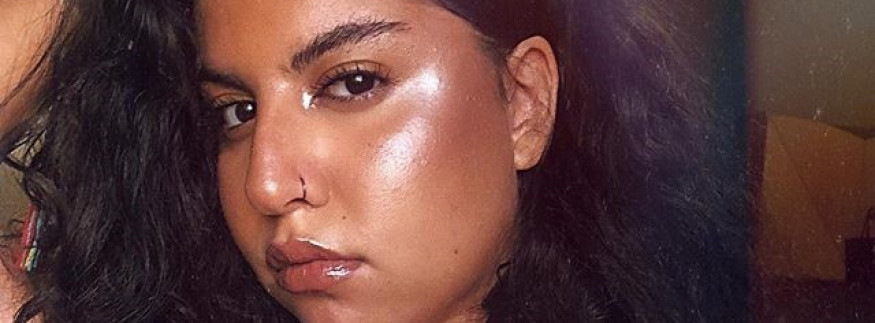 Up and Coming Makeup Artist, Farah Aly: Radical Self-Love, Social Media, and More