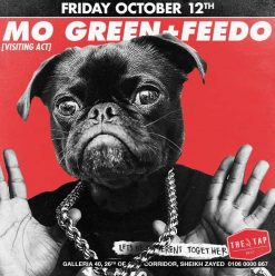 DJ Mo Green + DJ Feedo @ The Tap West