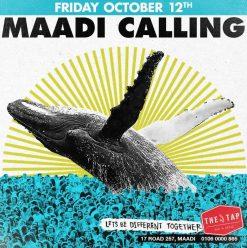 Maadi Calling @ The Tap Maadi
