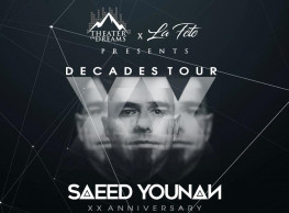 Decadestour ft. Saeed Younan + Abou Samra + Jimmy @ 24K