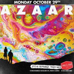 Azaar @ The Tap East