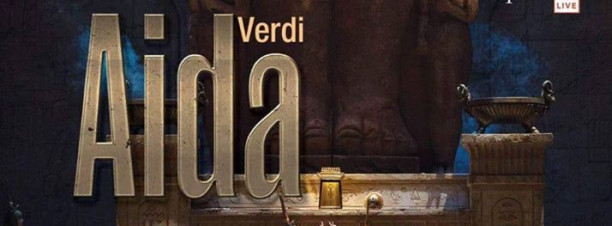 Aida Live from the Metropolitan Opera House at Cairo Opera House