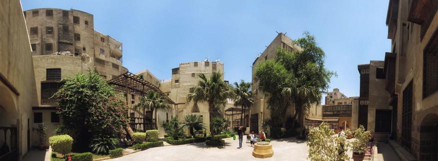 بيت السحيمي… واحد من كنوز القاهرة التاريخية