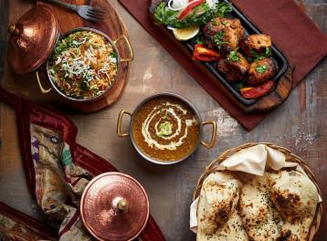 Delicious Indian Cuisine @ Chingari