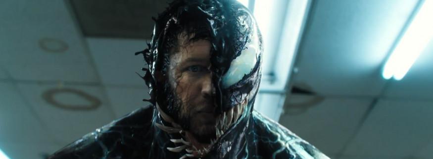 """فيلم Venom: كملنا الساعتين علشان خاطر """"توم هاردي"""" مش أكتر"""