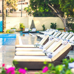 City Life Taking Its Toll on You? The Nile Ritz-Carlton Has Your Body and Soul Covered