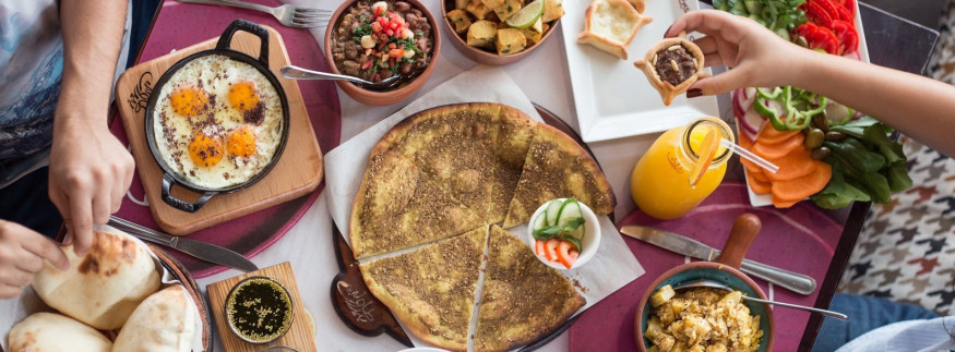7 Must-Try Breakfast Venues in Sheikh Zayed