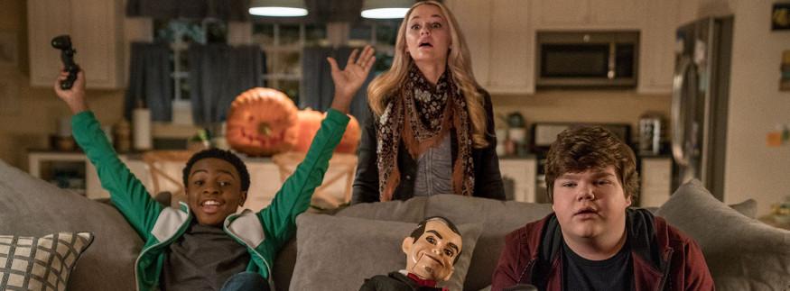 فيلم Goosebumps 2 Haunted Halloween: أداء تمثيلي متميز