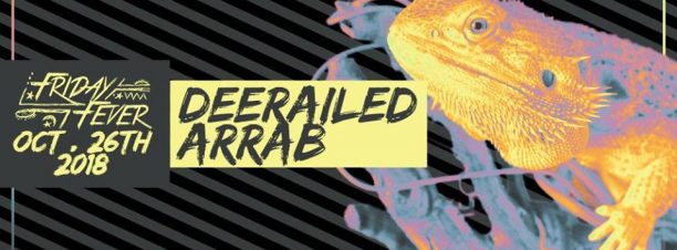 DeeRailed and Arrab @ Cairo Jazz Club