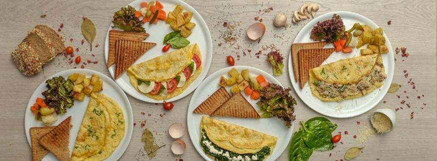 7 مطاعم بيقدموا أحلى إفطار في المعادي