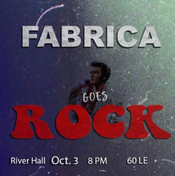 'Fabrica Goes Rock' Concert at El Sawy Culturewheel