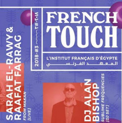 French Touch at French Institute in Cairo