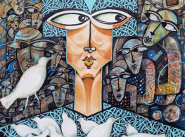 'Gate of the Soul' Exhibiton at Picasso Art Gallery