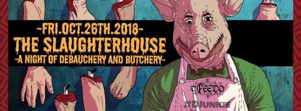 The Slaughterhouse ft. Feedo / Ramy DJunkie @ Cairo Jazz Club 610