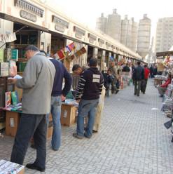 رحلة لسور الأزبكية... مملكة الكتب القديمة في القاهرة