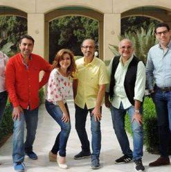 إيمان شاكر والأصدقاء في الأوبرا