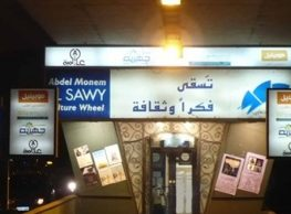 عيادة اللغة العربية في الساقية