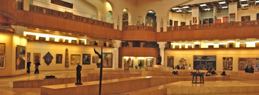 Everything You Need to Know About the Museum of Modern Egyptian Art