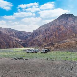 Wadi El Gemal National Park: A Plethora of Stunning Landscapes