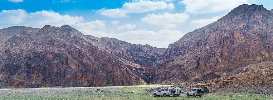 Wadi El Gemal National Park: A Plethora of Stunning Landscapes