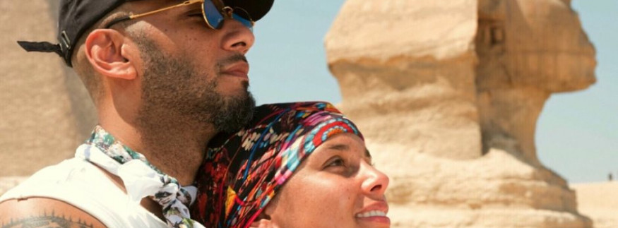 Alicia Keys Gives Egypt an Amazing Shout-Out!