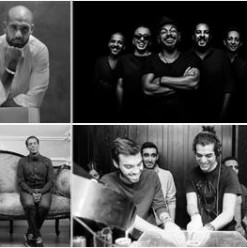 Wust El Balad, Sharmoofers, Massar Egbari, & More at Live in Black & White Concert