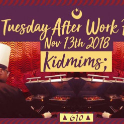 Tuesday After Work BBQ ft. kidmims; @ Cairo Jazz Club 610