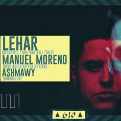 Lehar / Manuel Moreno / Ashmawy @ Cairo Jazz Club 610