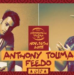 Anthony Touma / Feedo @ Cairo Jazz Club 610