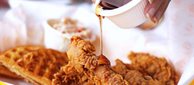 All Chicken Everything: The Ultimate Guide to the Capital's Best Chicken Dishes