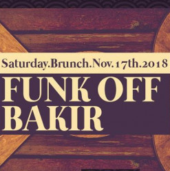 Saturday Brunch n Chill ft. Funk OFF / Bakir @ Cairo Jazz Club 610