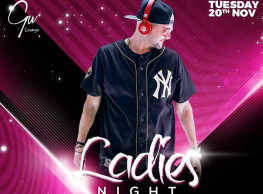 Ladies Night ft. DJ Feedo @ Gu Lounge