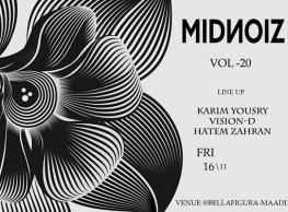 MidNoiz Vol. #20 @ Bella Figura