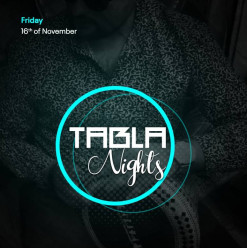 Tabla Night @ OPIA Cairo