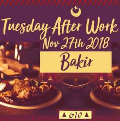 Tuesday After Work BBQ ft. Bakir @ Cairo Jazz Club 610