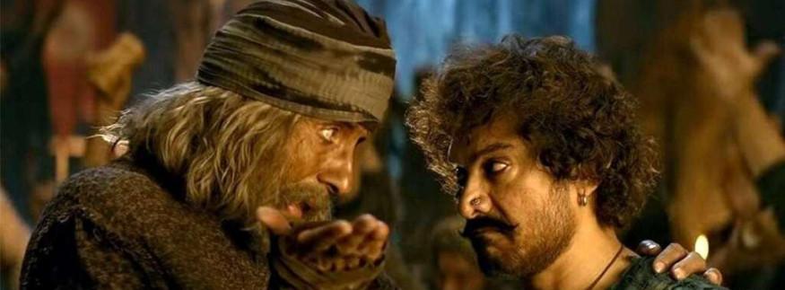 فيلم Thugs of Hindostan: خلطة هندية معتادة