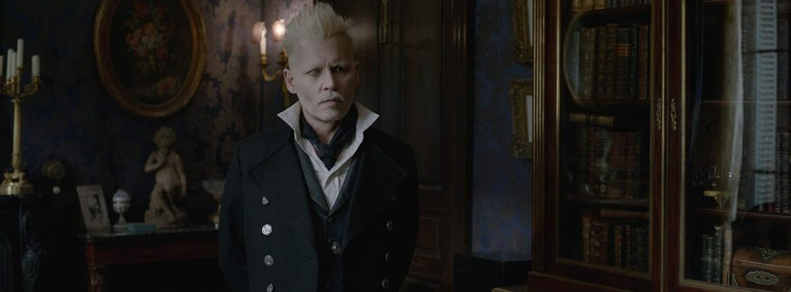Fantastic Beasts: The Crimes of Grindelwald…Johnny Depp Is Hitler?