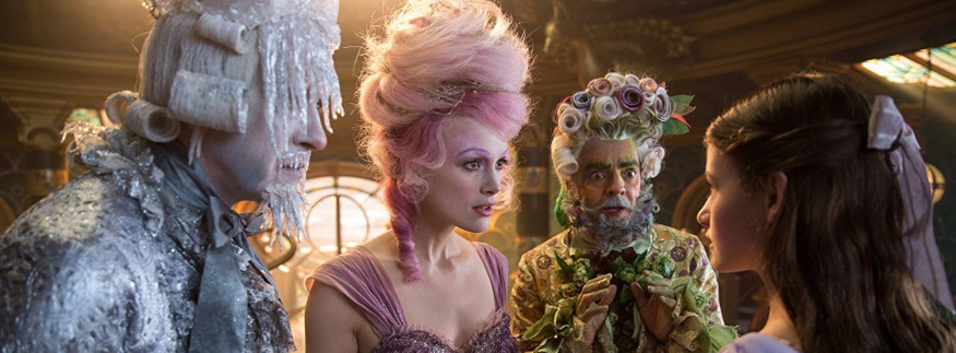 The Nutcracker and the Four Realms: Hollow