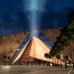 This Is How the Grand Egyptian Museum Will Help Its Guests Document Their Visits