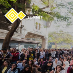 RiseUp Summit at The Greek Campus
