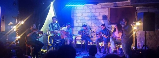 MazzikaXElSat7: The Gypsy Jazz Project at Darb 1718