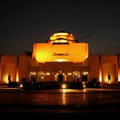 مهرجان القاهرة السينمائي الدولي في الأوبرا