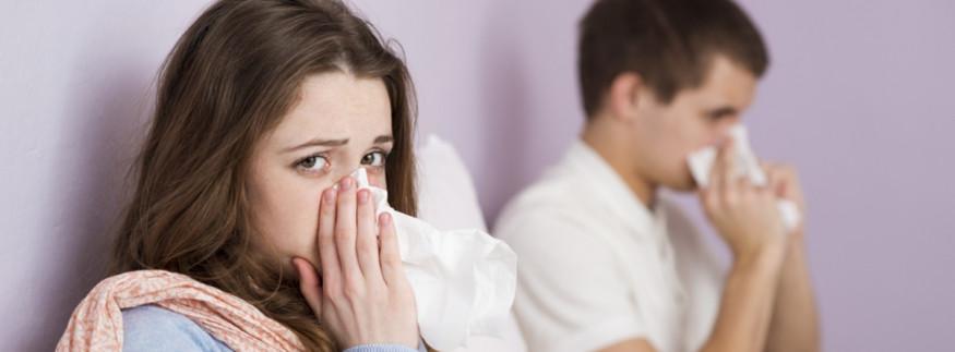 10 نصائح مهمة تحميك من أنفلونزا الشتاء