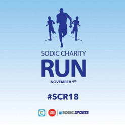 SODIC Charity Run at Westown Hub
