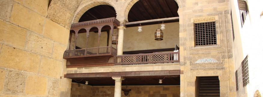 بيت السناري… رحلة لمكان جميل في كايرو