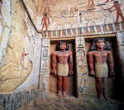 Wahtye Tomb Is Egypt's Latest Discovery at Saqqara Necropolis