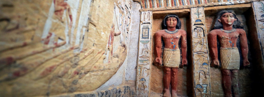 Wahtye Tomb Is Egypt's Latest Discovery at Saqqara Necropolis