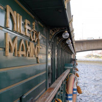 Maxim Restaurants: Where the Past, the Present, and the Future Meet on the Banks of the River Nile
