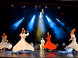 المولوية المصرية على مسرح الجمهورية